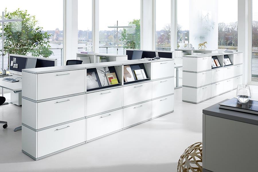 Funktionierende r ume b roeinrichtungen objekteinrichtungen alex plank - Buroeinrichtung modern ...